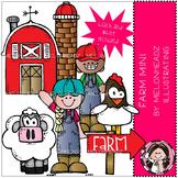 Farm clip art - Mini - by Melonheadz