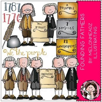 Melonheadz: Founding Fathers COMBO PACK