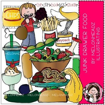 Melonheadz: Junk Drawer Food COMBO PACK