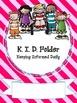 Melonheadz KID Folder Covers Freebie Set