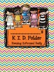Melonheadz KID Folder Covers Set