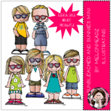 Kidlettes - Sun bleached and Sunnies - Mini - by Melonheadz