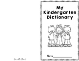 Melonheadz Kinder Writing Dictionary