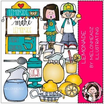 Melonheadz: Lemonade Stand clip art - COMBO PACK
