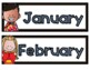 Melonheadz Monthly Headers