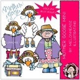 Mother Goose clip art - Mini - by Melonheadz