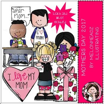 Melonheadz: Mother's Day clip art - Mini - 2017