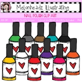 Nail Polish clip art - Single Image - by Melonheadz