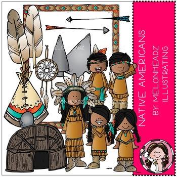 Melonheadz: Native Americans