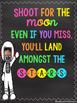 Melonheadz Neon and Chalkboard Motivational Posters