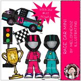 Melonheadz: Race Car clip art Mini Set
