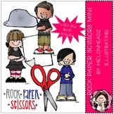 Melonheadz: Rock Paper Scissors clip art - Mini