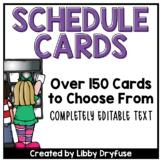 Melonheadz Schedule Cards - Over 150 Activities!