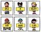 Melonheadz Sight Word Cards