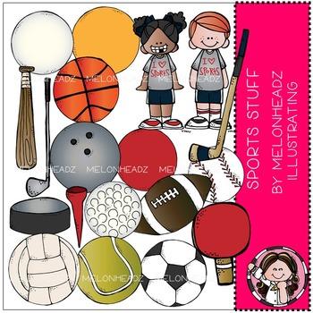 Melonheadz: Sports Stuff