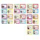 Melonheadz Student Labels- Editable