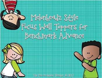 Melonheadz Style Focus Wall Toppers/Headers