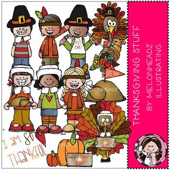 Melonheadz: Thanksgiving Stuff clip art