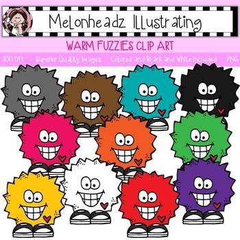 Warm Fuzzies clip art - Single Image - by Melonheadz