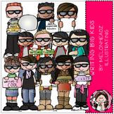 Writing clip art - Big Kids - by Melonheadz