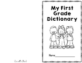 Melonheadz First Grade Writing Dictionary