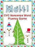 Melt! CVC Nonsense Word Fluency Game