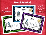 Melt The Bundle CVC, CCVC, CVCC games