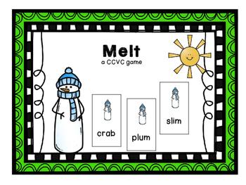 Melt: a CCVC game
