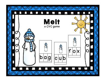 Melt: a CVC game