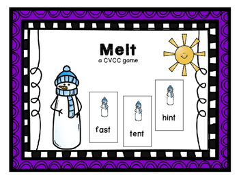 Melt: a CVCC game