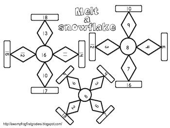 Melt a Snowflake