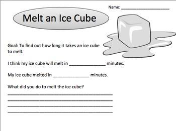 Melt an Ice Cube