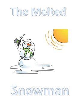 Melted Snowman Creative Writing
