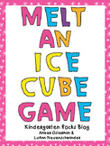 Melting-An-Ice Cube Game