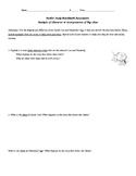Mem Fox Author Study Assessment Part 2