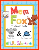 Mem Fox: Author Study for Koala Lou and The Magic Hat