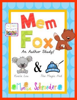 Mem Fox: Author Study for Koala Lou and The Magic Hat