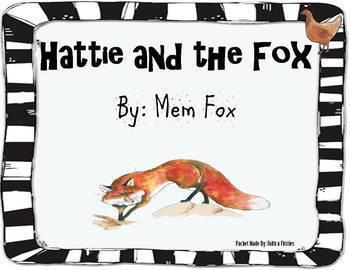 Mem Fox Bundle (Tough Boris, Hattie and the Fox, Whoever You Are, Possum Magic)