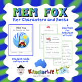 Mem Fox Her Characters and Books USA VERSION