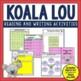 Mem Fox Author Study Bundle in Digital and PDF formats