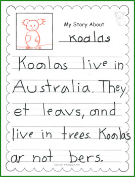 Mem Fox Writing Journals
