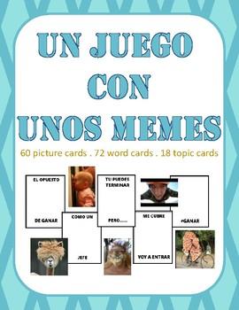 Meme Game - Un Juego Con Unos Memes