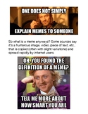 Meme Libs - Make Your Own Memes