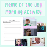 Meme of the Day - Morning Activity