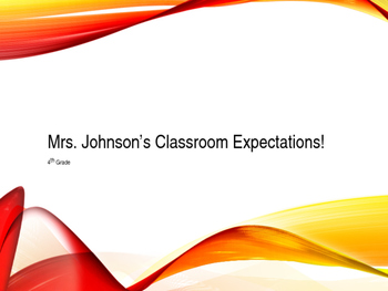 Memes Classroom Expectations