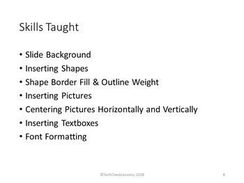 Memes Lesson Activity for Teaching Google Slides Skills