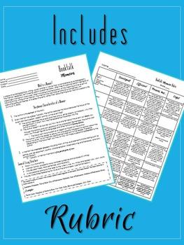 Memoir Booktalk - Independent Novel and Genre Study {CCSS Aligned}