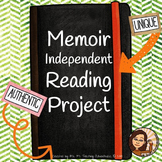 Memoir Independent Reading Project