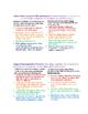 Memoir Instructions, Rubric, Planning, Peer Revision & Sel