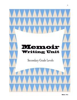 Memoir Narrative Writing Unit
